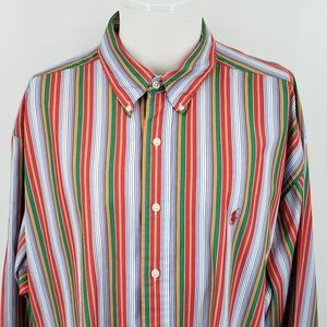 Men's Ralph Lauren Blake Multicolor Shirt